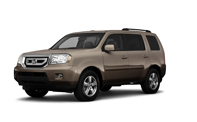 Honda Pilot Executive CUV