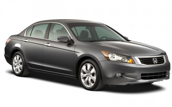 Honda Accord VIII (USA)