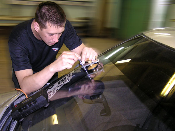Ремонт стекла автомобиля своими руками фото