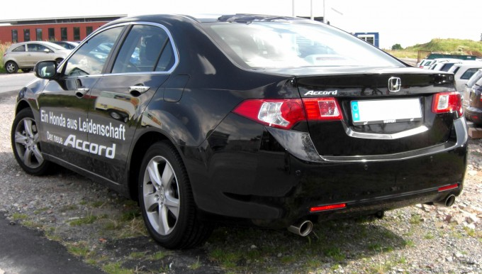 Honda Accord Executive (2008)